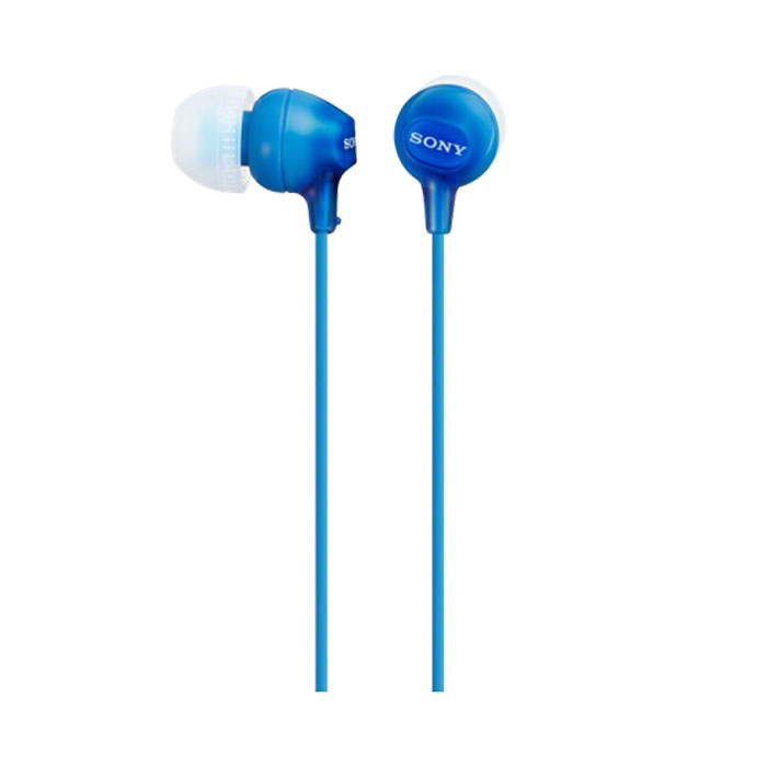 Sony MDR-EX15LPLI, Blue наушники
