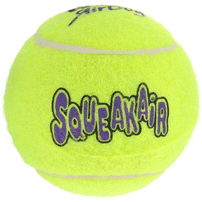 Игрушка для собак Air Теннисный мяч. AST1B игрушка для собак kong air теннисный мяч очень маленький