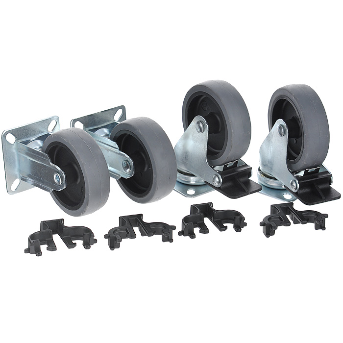 Набор колес для клипперов Marchioro Velox 4-7, 4 шт пакеты для колес sapfire 100x100 см 4 шт