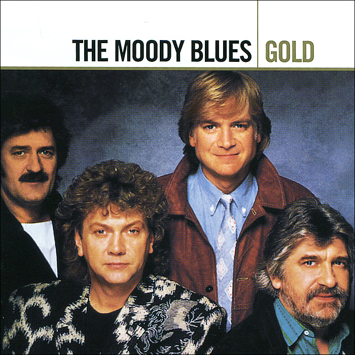 The Moody Blues The Moody Blues Gold 2 CD