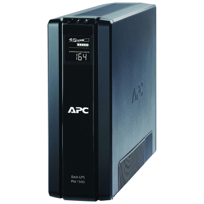 ИБП APC BR1500G-RS Back-UPS Pro 1500VA