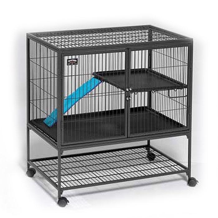 Клетка для хорьков Midwest, 91,5 см х 63,5 см х 98 см midwest midwest надстройка этаж к клетке для крыс шиншилл хорьков летяг ежей дегу и др 92х64х62 см