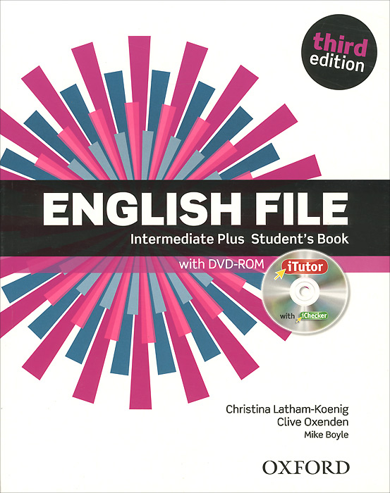 English File: Intermediate Plus: Student's Book (+ DVD-ROM) 5pcs lot ar7241 ah1a ar7241 atheros qfp128 original ic electronic components kit with best quality