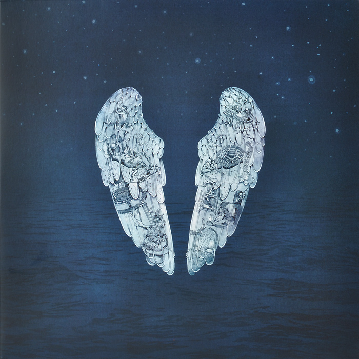 Coldplay Coldplay. Ghost Stories (LP) каменная рамка printio coldplay