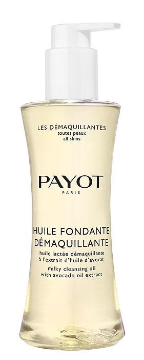 """Payot Масло для снятия водостойкого макияжа """"Huile Fondante Demaquillante"""", очищающее, увлажняющее, 200 мл"""