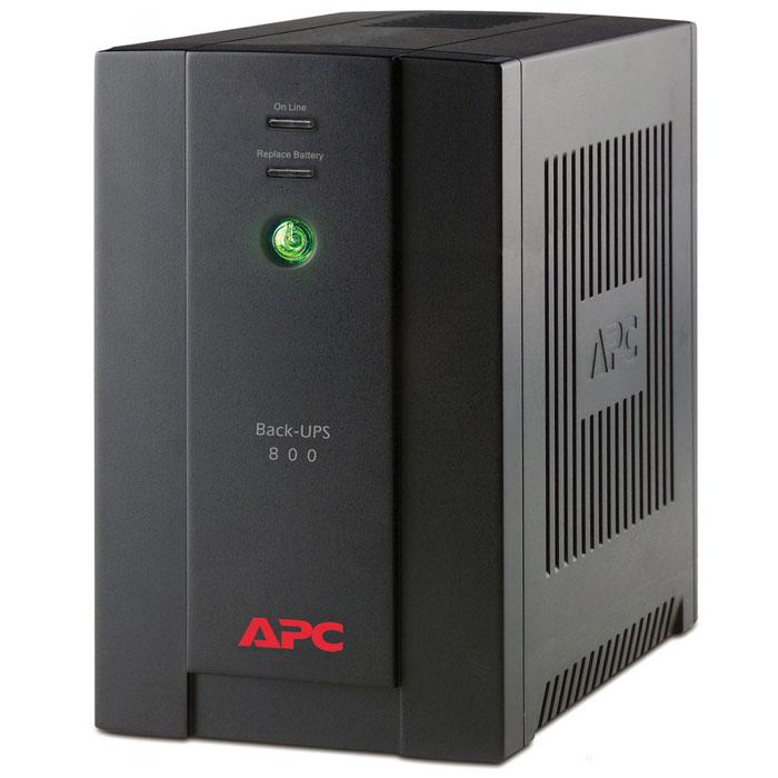 ИБП APC BX800CI-RS Back-UPS 800VA с евророзетками