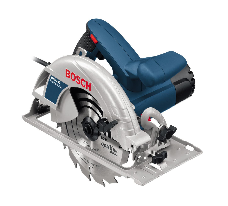 цена на Пила циркулярная ручная Bosch GKS 190 Professional
