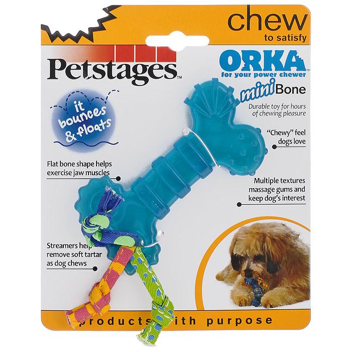 """Игрушка для собак Petstages Mini """"Orka. Косточка"""""""