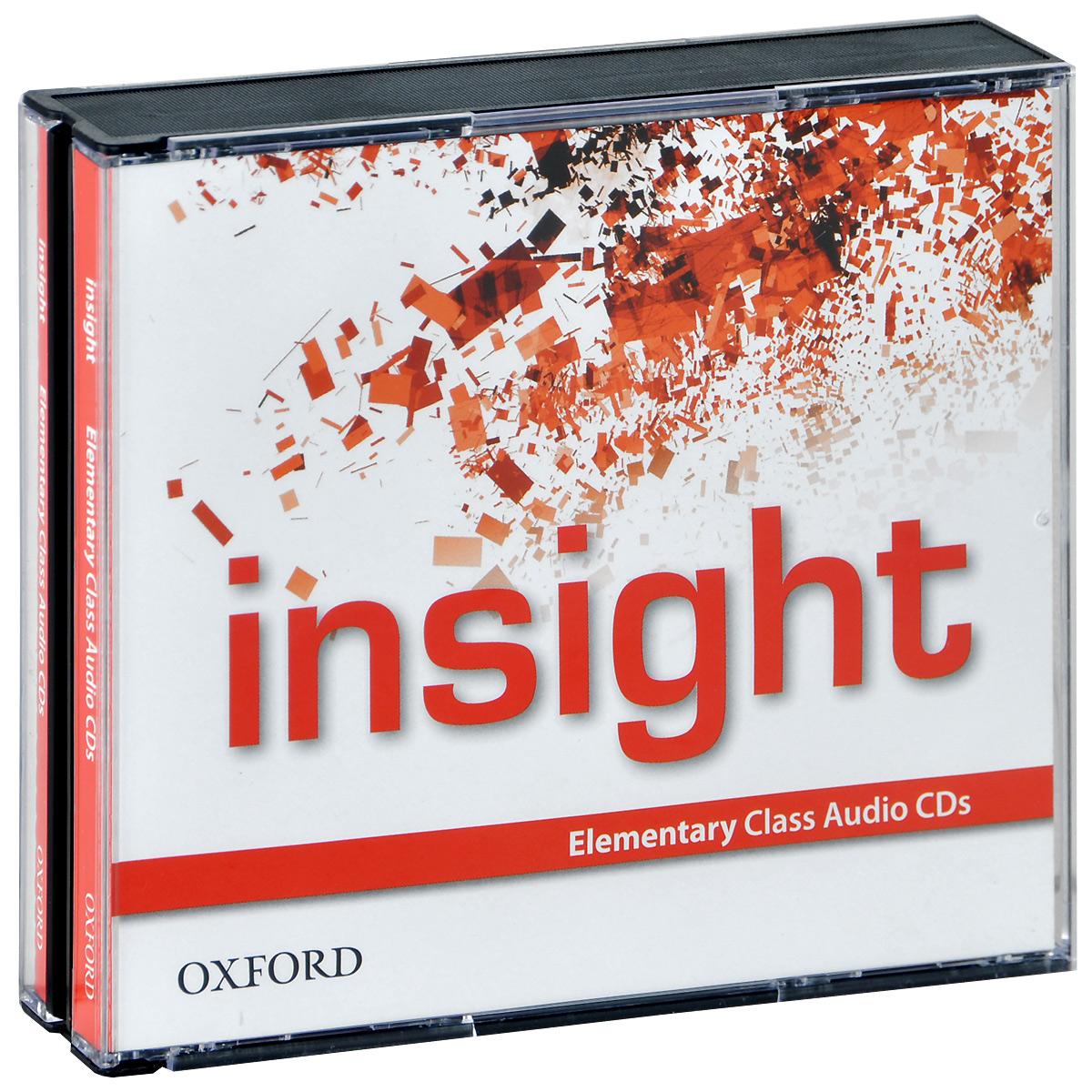 цены на Insight: Elementary (аудиокурс на 3 CD)  в интернет-магазинах