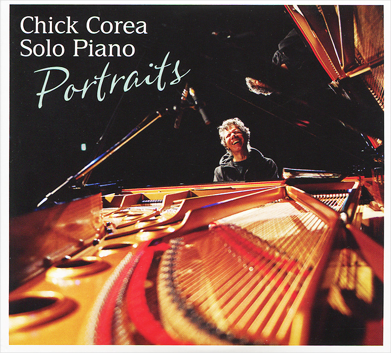 чик кориа chick corea Чик Кориа Chick Corea. Solo Piano: Portraits (2 CD)