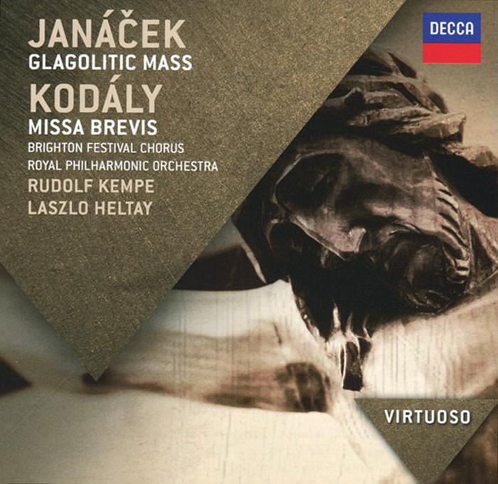 Rudolf Kempe, Laszlo Heltay. Janacek. Glagolitic Mass / Kodaly. Missa Brevis f zintl missa brevis for monika lang