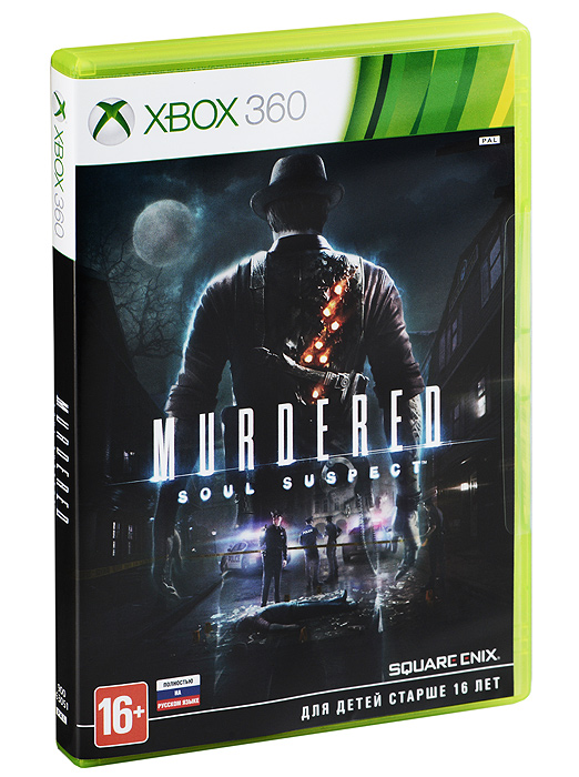 Murdered: Soul Suspect (Xbox 360) цена