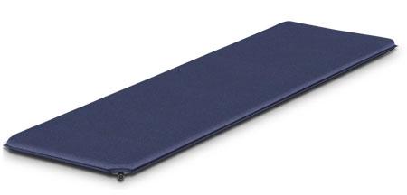 Коврик самонадувающийся Alexika Trekking 60, цвет: синий. 9333.3805 коврик туристический самонадувающийся двуспальный larsen camp ht012