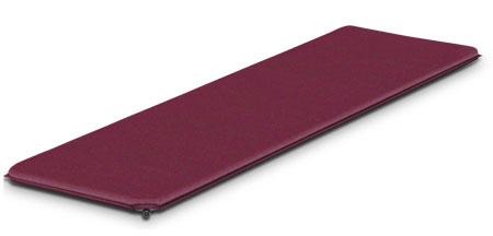 Коврик самонадувающийся Alexika Trekking 60, цвет: бордовый. 9333.3808
