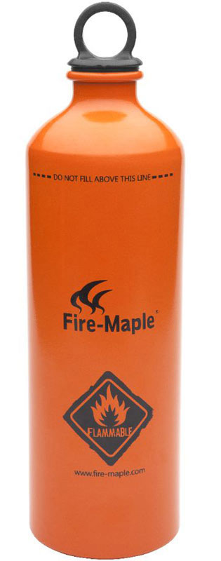 Емкость для топлива Fire-Maple, алюминиевая, 0.75 л. FMS-B750 картридж газовый fire maple fms g2 230 г