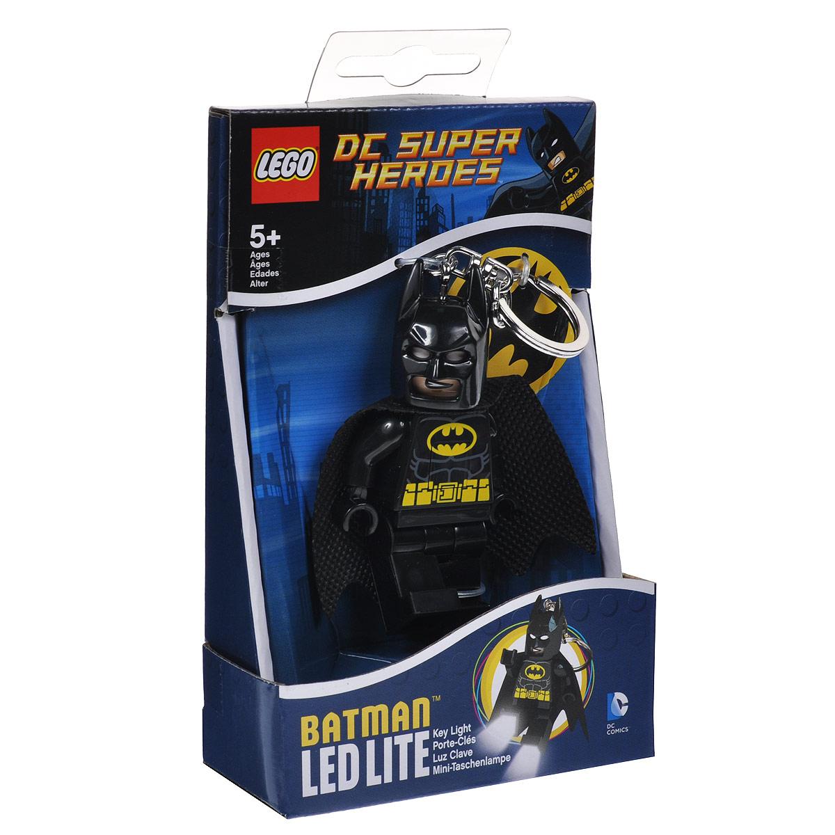 Брелок-фонарик для ключей Lego Batman