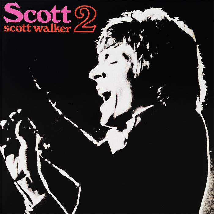 где купить Скотт Уокер Scott Walker. Scott 2 (LP) по лучшей цене