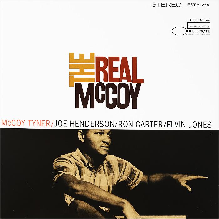 Маккой Тайнер,Джо Хендерсон,Рон Картер,Элвин Джонс McCoy Tyner. The Real McCoy (LP) цена и фото