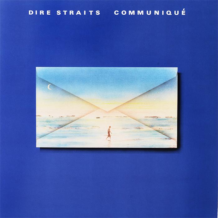 Dire Straits Dire Straits. Communique (LP) dire straits dire straits lp