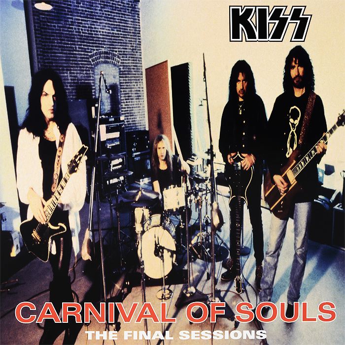 Kiss Kiss Carnival Of Souls The Final Sessions LP
