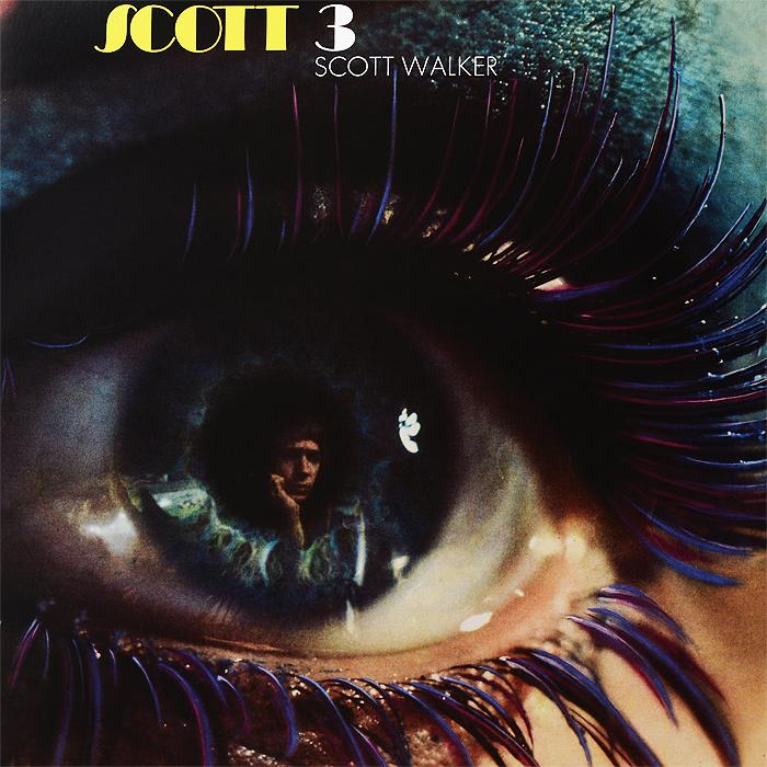 лучшая цена Скотт Уокер Scott Walker. Scott 3 (LP)
