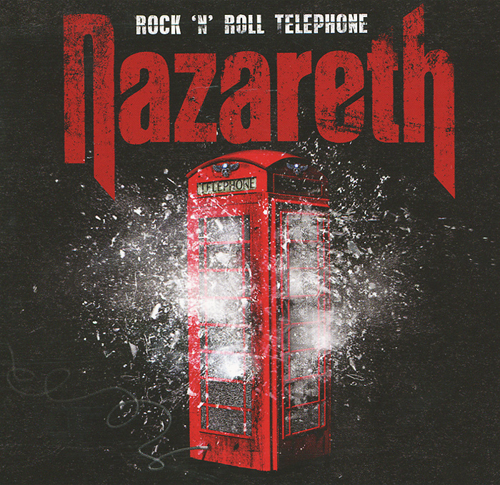 Nazareth Nazareth. Rock 'n' Roll Telephone (2 CD) nazareth nazareth greatest hits 2 lp