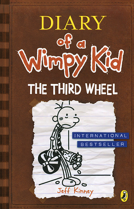 Diary of a Wimpy Kid: The Third Wheel diary of a wimpy kid hard luck