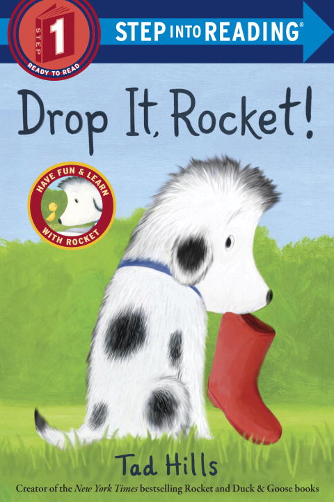Drop It, Rocket!: Step 1 r is for rocket an abc book