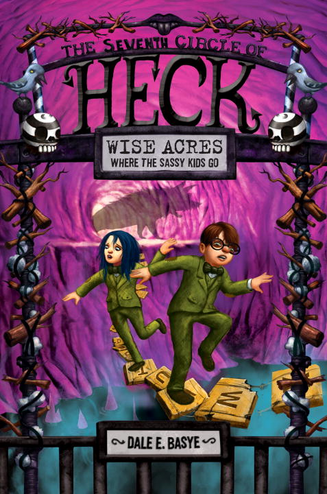 WISE ACRES (HECK#7) rapacia the second circle of heck