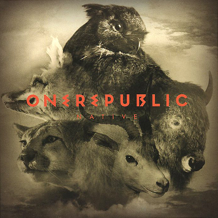 One Republic OneRepublic. Native. Deluxe Edition cd led zeppelin ii deluxe edition