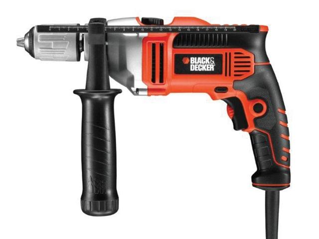 Дрель Black and Decker KR705K дрель black and decker kr705k