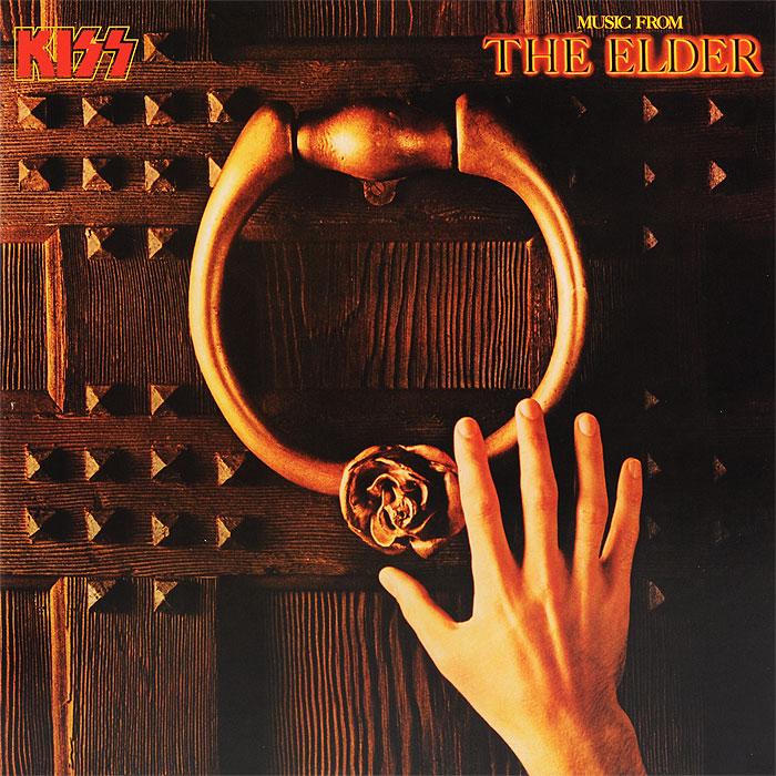 Kiss Kiss Music From The Elder LP