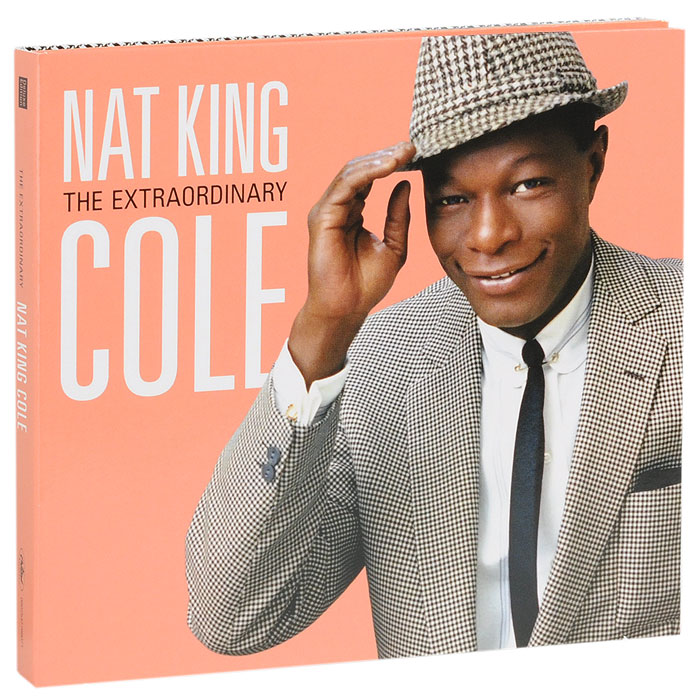Нэт Кинг Коул The Extraordinary. Nat King Cole. Deluxe Edition (2 CD) nat king cole nat king cole the platinum collection 3 lp