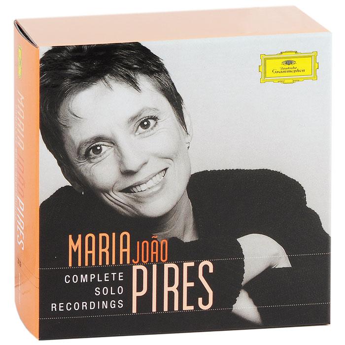 Мария Пирес,Рикардо Кастро,Павел Гомзяков Maria Joao Pires. Complete Solo Recordings (20 CD) e e taubert suite no 2 op 70