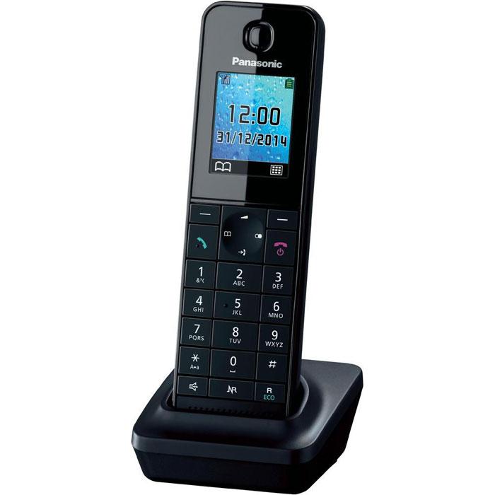 Дополнительная трубка для радиотелефона Panasonic KX-TGHA20RUB, черный