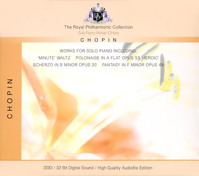 цена Ронан О'Хора The Royal Philharmonic Collection. Chopin онлайн в 2017 году