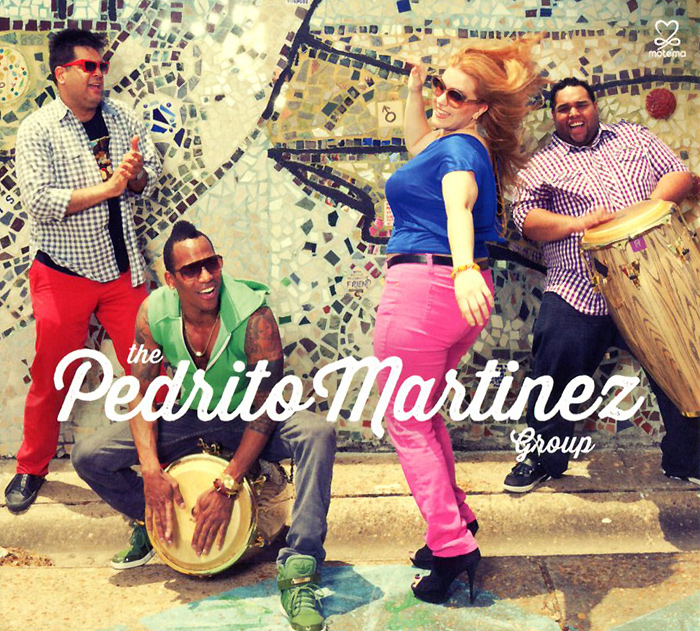 The Pedrito Martinez Group The Pedrito Martinez Group. The Pedrito Martinez Group