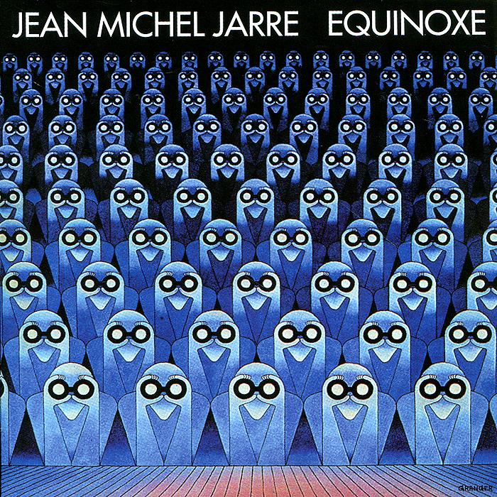 Жан-Мишель Жарр Jean Michel Jarre. Equinoxe жан мишель жарр jean michel jarre electronica 1 the time machine
