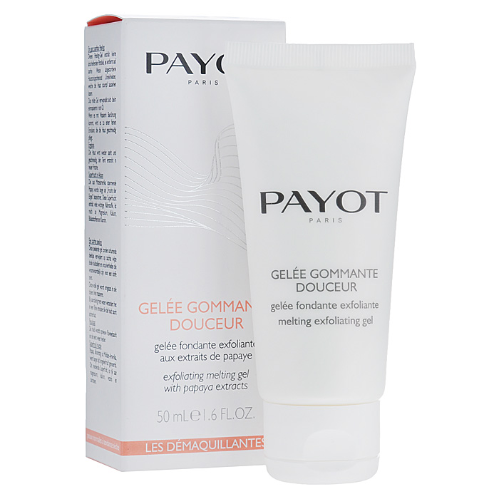 PayotГель для лица, мягкий, отшелушивающий, 50 мл Payot