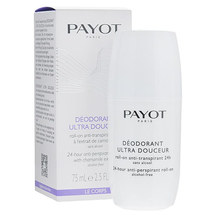 Payot Дезодорант роликовый для тела, женский, 75 мл цены онлайн