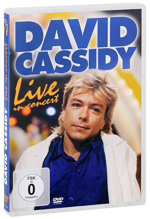 David Cassidy: Live In Concert i think i love you