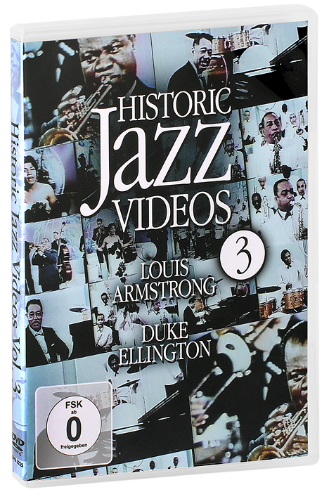 Historic Jazz Videos: Vol. 3