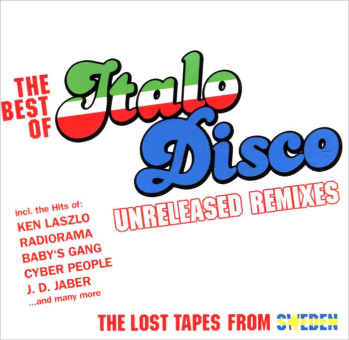 The Best Of Italo Disco. Unreleased Remix (2 CD) milky disco three to the stars 2 cd