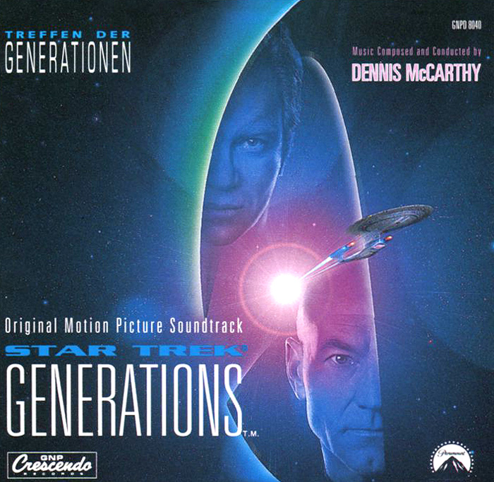 Star Trek. Generations. Original Motion Picture Soundtrack leonard cohen i m your man motion picture soundtrack