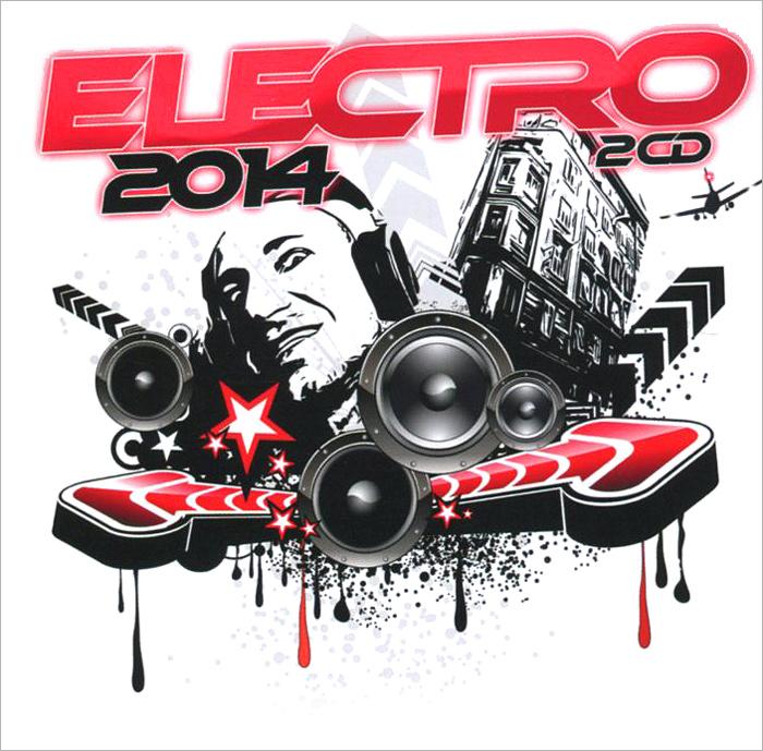 Dyro,House Rockerz,Hotlife,Falko Niestolik,Lavika,Wildchild,Sean Finn,Сандер Ван Дорн,Team Lazy Electro 2014 (2 CD) electro house 2015 2 cd