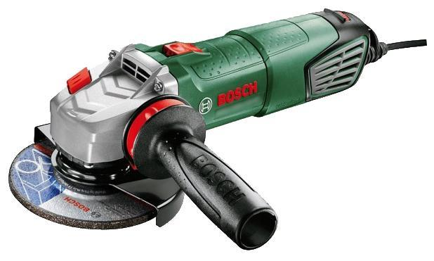 Угловая шлифмашина Bosch PWS 1000-125 CE (06033A2820) bosch pws 10 125 ce