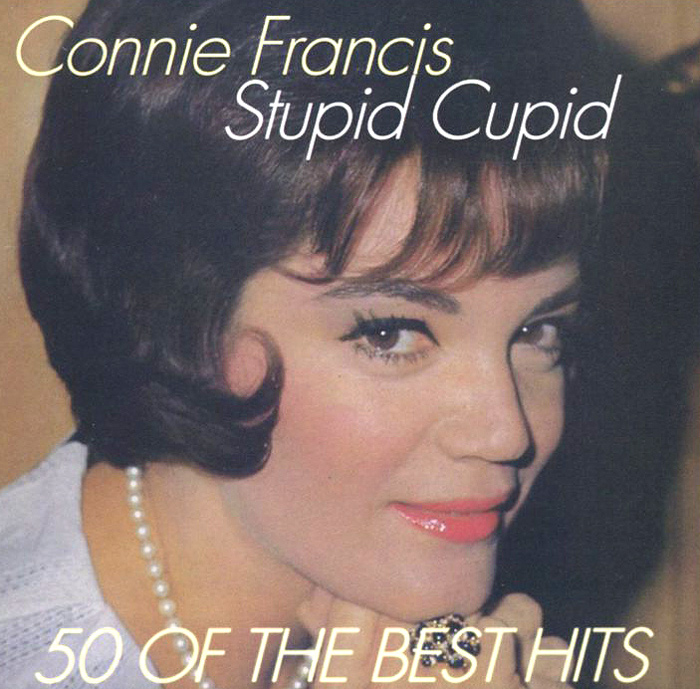 Connie Francis. Stupid Cupid (2 CD)