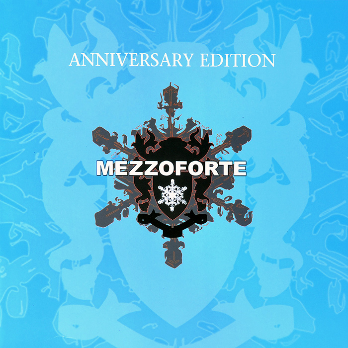Mezzoforte Mezzoforte. Anniversary Edition (2 LP) horizon elephant ultimaker original ultimaker 2 cyclops multi color hotend kit hot end 2 in 1 out switching hotend 12v 24v 3d pr