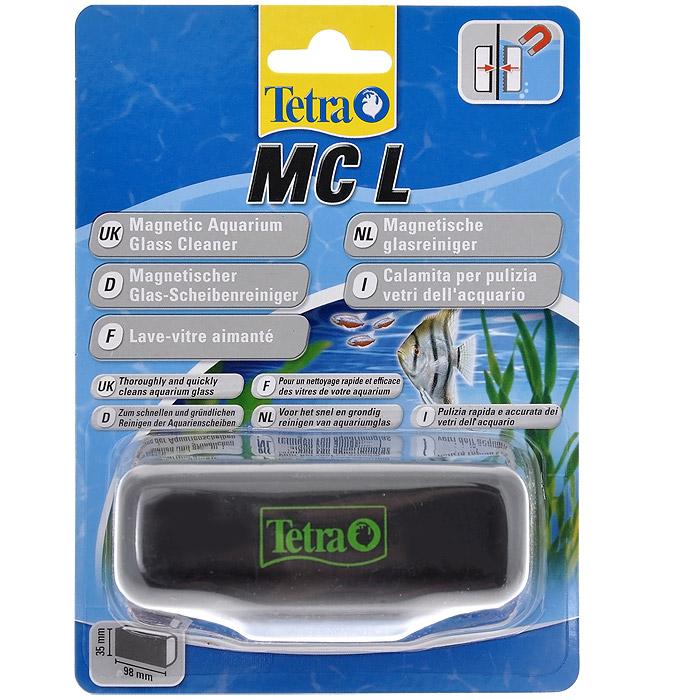 Скребок для аквариума Tetra MC L магнитный скребок для аквариума tetra mc m магнитный