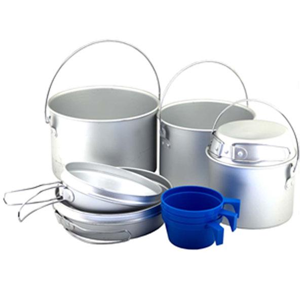 Набор походной посуды Nova Tour A096, 9 предметов набор походной посуды tatonka picnic set 9 предметов